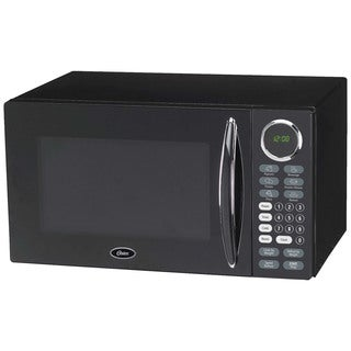 Oster Black 0.9-cubic Foot Digital Microwave Oven