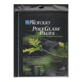 Itoya Polyglass Pages