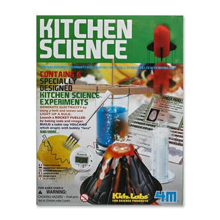 Kitchen Science Project