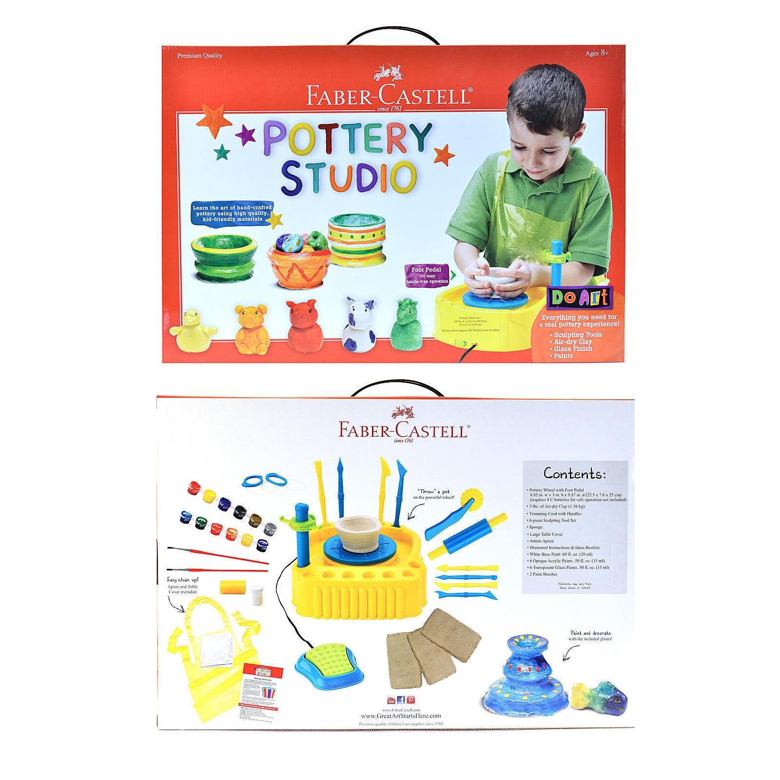 Creativity for Kids Do Art Pottery Studio (kit) (Acrylic)
