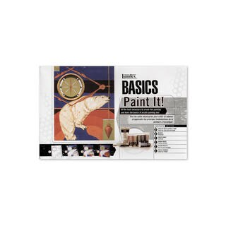 Liquitex Basics Acrylics Paint It! Set