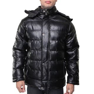 Republica Men's Puffy Down Jacket|https://ak1.ostkcdn.com/images/products/9672366/P16852753.jpg?impolicy=medium