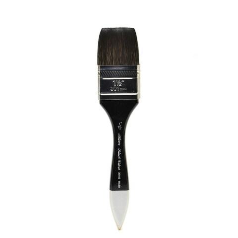 Silver Brush Black Velvet Series Brushes