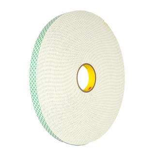 Scotch 3M 1/8 in. x 1 in. x 36 yd Foam Tape