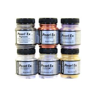 Jacquard Pearl Ex Powdered Pigment Sets