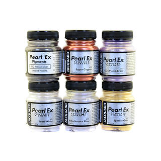 Jacquard Pearl Ex Powdered Pigment Sets