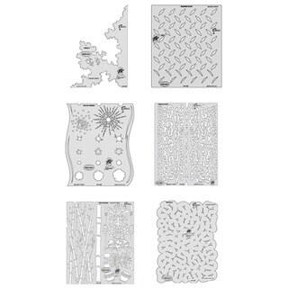 Artool Kustom FX Mini Series Airbrush Templates