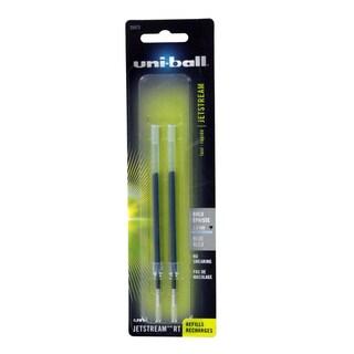 Uni-Ball Refill for JetStream RT Pens- Bold Blue Ink (2-pack)