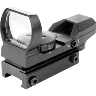 Aim Sports Tactical Dual Illumination Sight with 4 Reticles