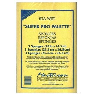 Masterson Sta-Wet Super Pro Palette