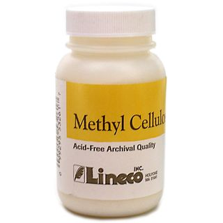 Lineco Methyl Cellulose Adhesive (Pack of 2)