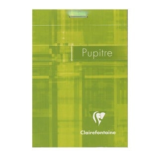 Clairefontaine Classic Staple-bound Note Pad