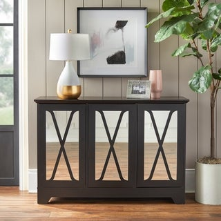 simple living reflections buffet console