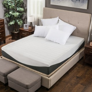 Flow 11-inch Full-size Gel Memory Foam Mattress by Christopher Knight Home
