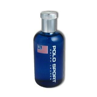 Ralph Lauren Polo Sport Men's 4.2-ounce Eau de Toilette Spray (Tester)