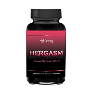 Totally Products Hergasm-Advanced Female Libido Virility Enhancement (60 Capsules)