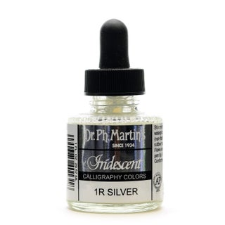 Dr. Ph. Martin's Iridescent Calligraphy Colors 1 oz. - 1 oz