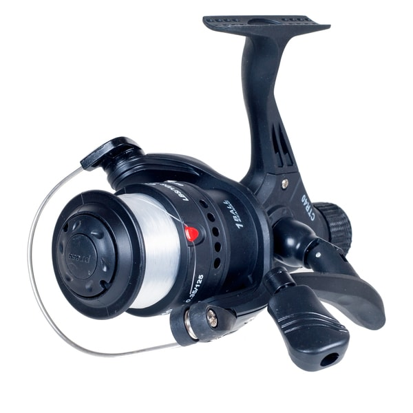 Gone Fishing CTR40 Spin Open Face Fishing Reel