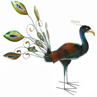 Iron Peacock Decor (Indonesia)