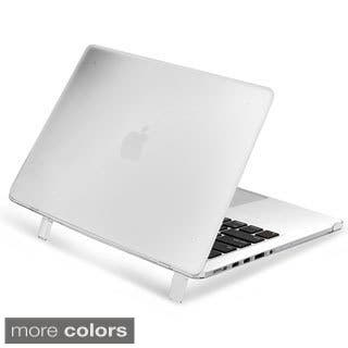Insten Plain Rubberized Hard Snap-on Case Cover for Apple Macbook Pro with Retina Display 15-inch/13-inch (Option: Pink) https://ak1.ostkcdn.com/images/products/9673699/P16853840.jpg?impolicy=medium