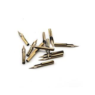 Speedball Hunt Artists' Pen Nibs--Flexible Quill No. 108 (Pack of 2)