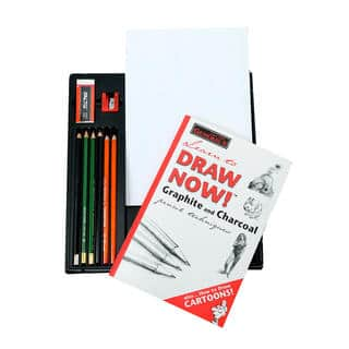General's Learn to Draw Now! (Pack of 2)|https://ak1.ostkcdn.com/images/products/9673975/P16854483.jpg?impolicy=medium