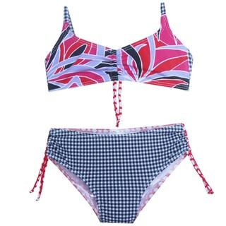 Girls' Modern Mix Bandeau Bikini
