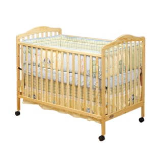 Orbelle Baby Infant Jenny- Natural Crib