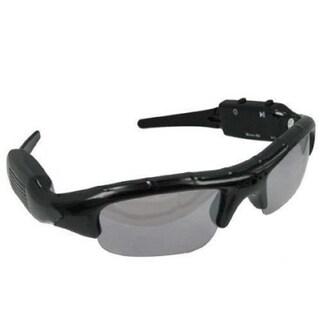Designer Black Photo/ Video Recording Sunglasses