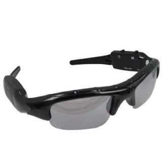 Designer Black Photo/ Video Recording Sunglasses|https://ak1.ostkcdn.com/images/products/9674527/P16854670.jpg?impolicy=medium