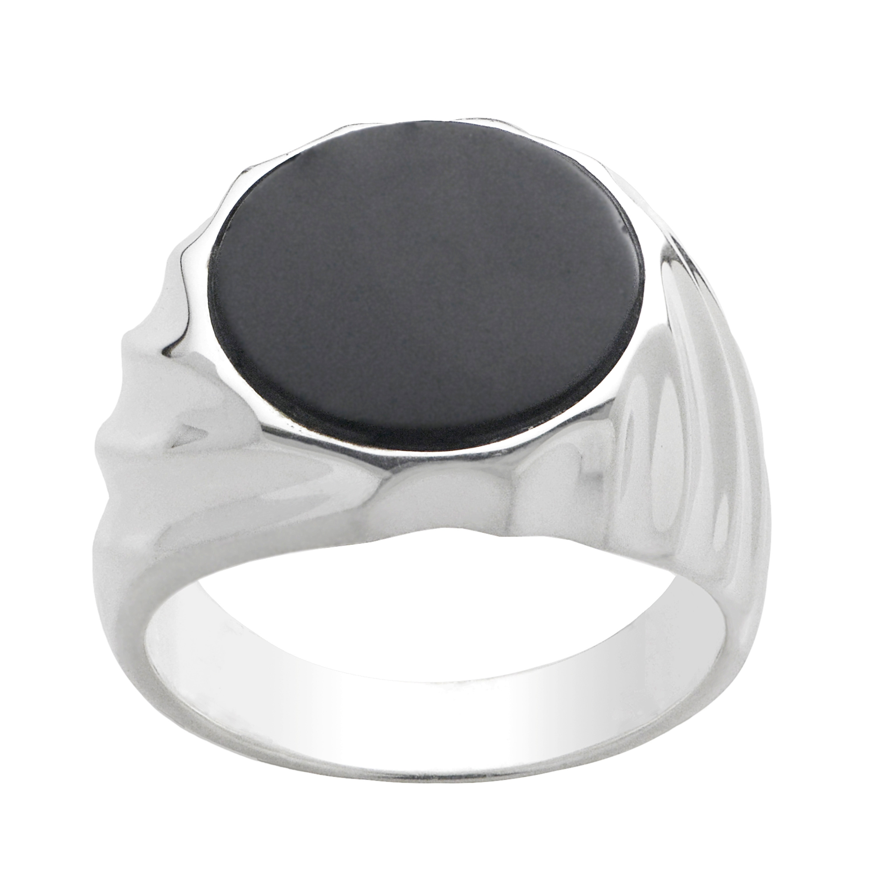 PearLustre by Imperial Gems For You Men's Sterling Silver...