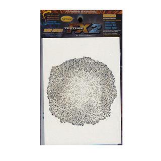 Artool Texture Mini Series Airbrush Templates