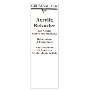 Grumbacher Acrylic Retarder (Pack of 2)