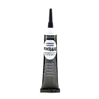 Pebeo Porcelaine 150 China Paint Outliners - 20 ml