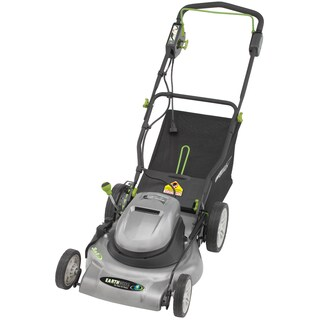 Earthwise Corded 20-inch Electric 3-in-1 Lawn Mower