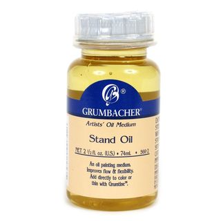 Grumbacher Stand Oil (Pack of 2)