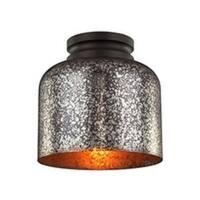 Feiss Hounslow 1 - Light Hounslow Flushmount, Oil Rubbed Bronze