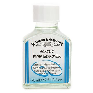 Winsor & Newton Acrylic Flow Improver (Pack of 2)