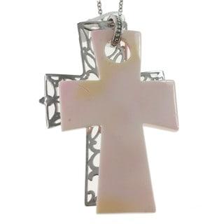 Michael Valitutti 'Cross' Necklace