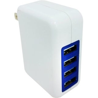 Xavier 4 Port Wall Charger WALL-USB-4