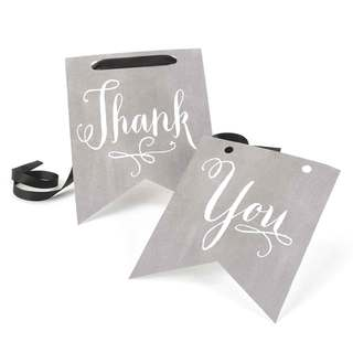 Charming Vintage Thank You Signs