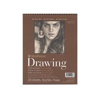 Strathmore 400 Series Drawing Paper Pad
