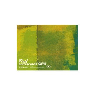 Global Art Fluid Hot Press Watercolor Paper