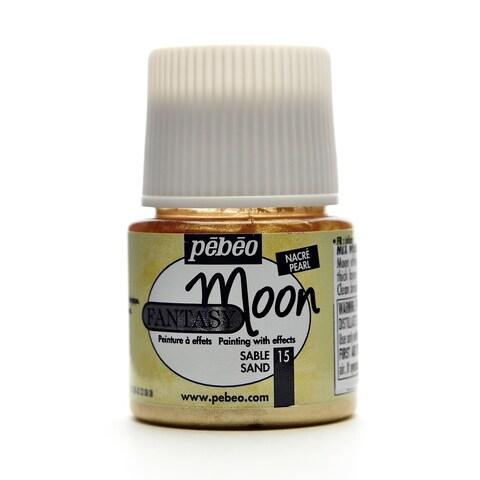 Pebeo Fantasy Moon Effect Paint - 45 ml