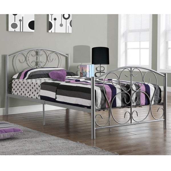 Fresh Metal Twin Bed Frame Design