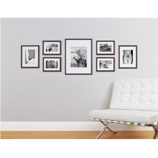 Pinnacle Frames & Accents Gallery Perfect 7-piece Wall Kits (3 options available)