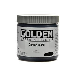 Golden Matte Acrylics