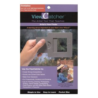 The Color Wheel Company ViewCatcher Artist's View Finder (Pack of 2)