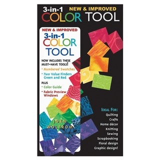 C&T Ultimate 3-In-1 Color Tool