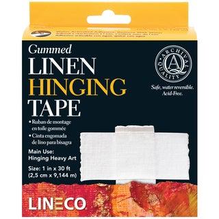 Lineco Gummed Linen Tape